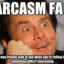 sarcasmface